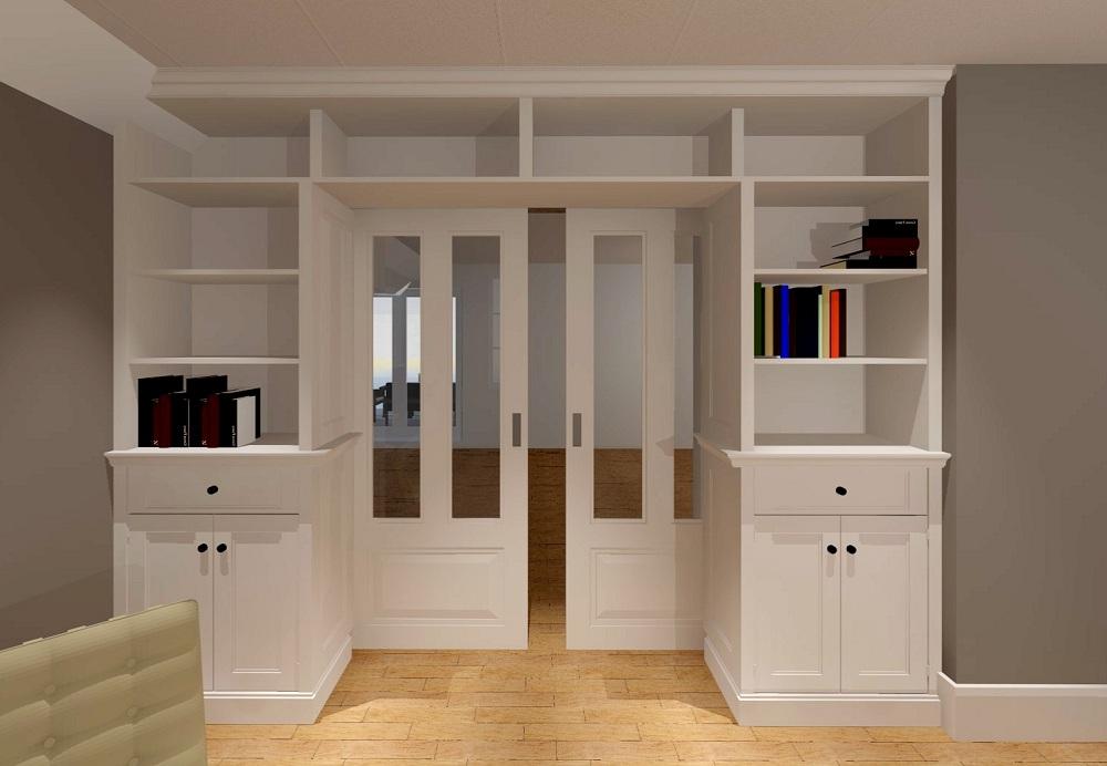 Mirjam wiggers tekenstudio deurningen for Interieur architectuur